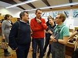 Розмова з студентом Тірольській професійній школі столярної майстерності