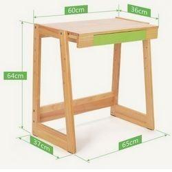 Столик. Конструкція. Основні розміри